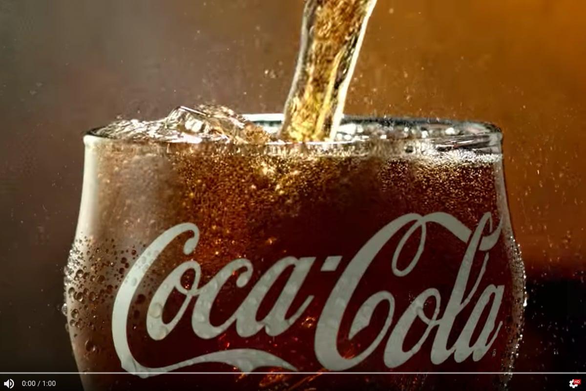 可口可樂情感行銷廣告範例