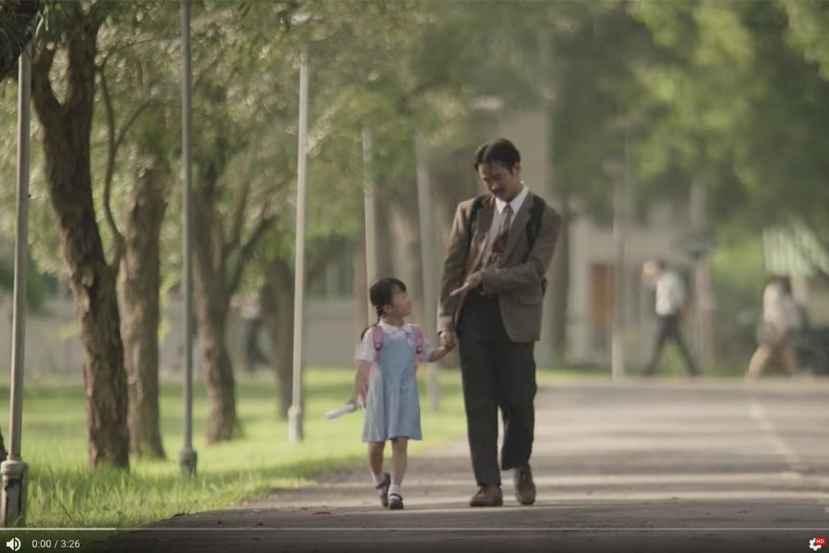 香港情感行銷廣告範例